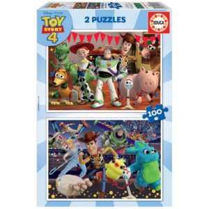 puzzle-2x100-toy-story-4